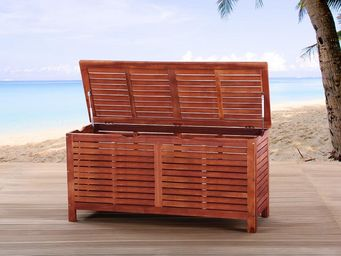 BELIANI - coffres en bois - Outdoor Chest