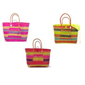 Aubry-Gaspard - sac cabas de plage - Shopping Bag