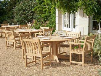 Alexander Rose -  - Round Garden Table