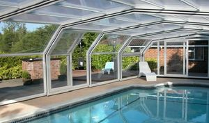 Venus Abris -  - Sliding/telescopic Pool Enclosure