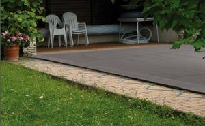 Albon -  - Pool Cover With Eyelets