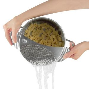 Draining lid