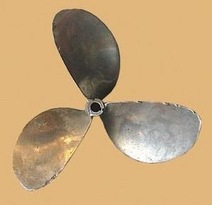 Normandy Antiquites De Marine -  - Propeller