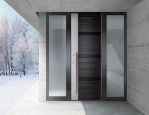 Silvelox -  - Glazed Entrance Door