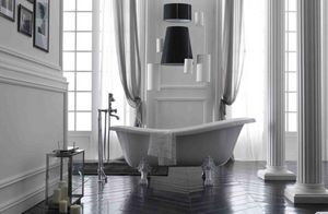 GALASSIA - ethos-- - Freestanding Bathtub With Feet
