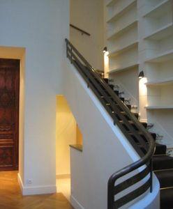 TUKANA Christian de Beauvais -  - Interior Decoration Plan