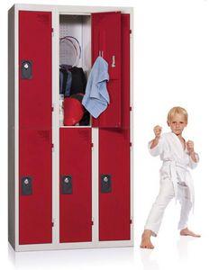 EVP - vestiaire multicases 2 cases - Sports Locker