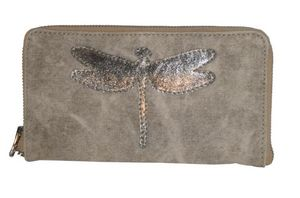 BYROOM - silver dragonfly - Purse