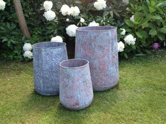 SHOW-ROOM - planter, high - Flower Container