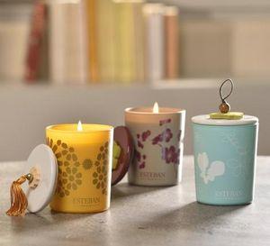 ESTEBAN - ambre - Scented Candle