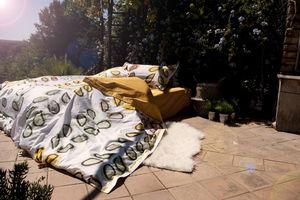 ZACCHISSIMI - leafy heaven - Sleeping Bag
