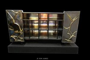 Vera Kunodi - portes coulissantes - Low Sideboard