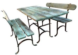 Fd Mediterranee -  - Garden Furniture Set