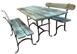 Fd Mediterranee -  - Garden Furniture Set