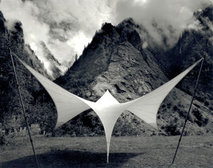 NOMAD CONCEPT - icebird extended - Shade Sail