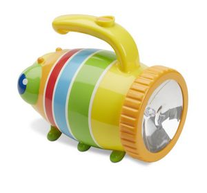 Melissa & Doug - lampe torche sunny patch chenille - Flashlight