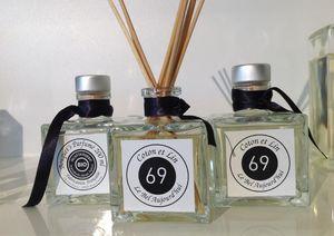 LE BEL AUJOURD'HUI - collection cube - Perfume Dispenser