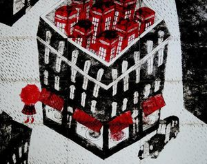 ETCHING PRINT DESIGN -  - Contemporary Painting