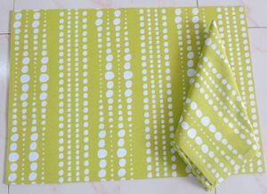 ITI  - Indian Textile Innovation - dot lines - Placemat