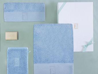 BAILET - coffret cadeau intemporel - linge de bain - - ble - Towel Set