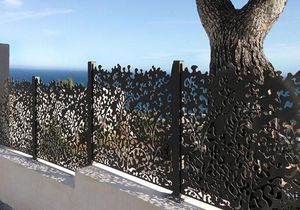 Gyt  Ambellya -  - Fence With An Openwork Design