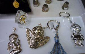 Orfevrerie Floutier -  - Key Ring