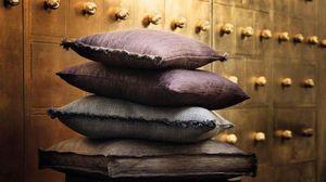 Black Edition by Romo - lorentz  - Square Cushion