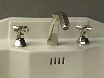 Antiek-Bouw -  - Three Hole Basin Mixer
