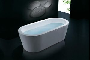 Thalassor - acrylique - Freestanding Bathtub