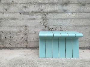 LABEL/BREED - ceramic brick-- - Bench