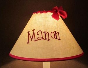Abat-jour - abat-jour fille - Cone Shaped Lampshade