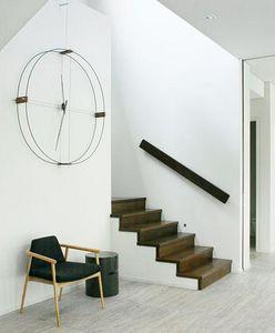 Nomon - delmori - Wall Clock