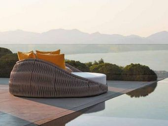 Sifas - kalife - Double Sun Lounger
