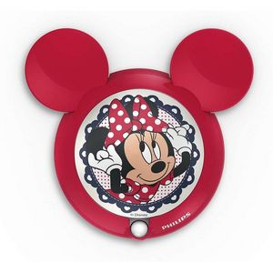 Philips - veilleuse détecteur minnie led l12 cm - Children's Wall Lamp
