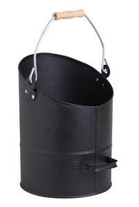 AUBRY GASPARD - seau à cendres en métal - Ash Bucket