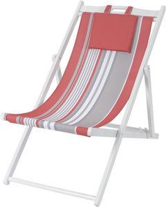 Amadeus - chilienne en bois ibiza - Deck Chair