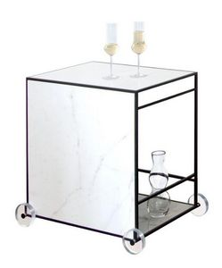 EXTRANORM - opportuniste - Table On Wheels