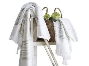 BLANC CERISE -  - Bath Towel