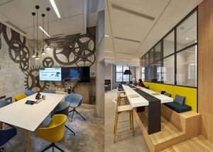 ARCHIMAGE -  - Office Layout