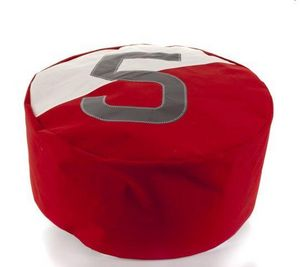 727 SAILBAGS - pouf duo - Garden Ottoman
