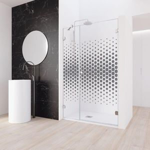 PROFILTEK - malla - Shower Screen Panel
