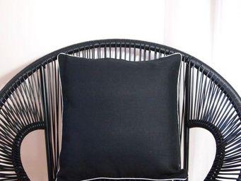 nuance pivoine - cachou - Square Cushion