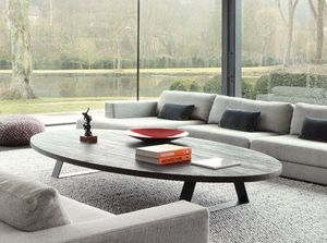 Ph Collection - trévise - Oval Coffee Table
