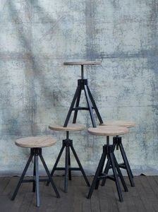 ASSEMBLAGE M - atelier-- - Stool