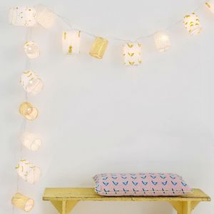 Mimi Lou - gold - Lighting Garland