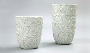 NATHALIE DOMINGO - des épines et des roses. - Decorative Vase