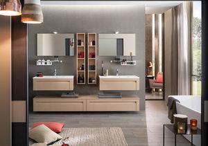 Delpha - wood - Bathroom