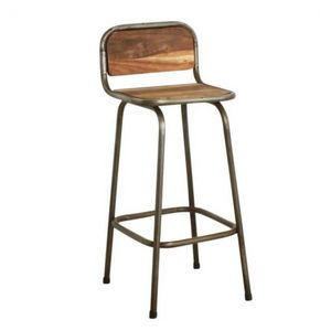 Mathi Design - tabouret haut bodega - Bar Stool