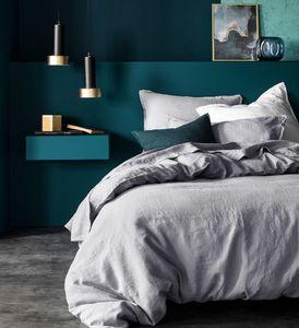 BLANC CERISE - -rêve de lin - Duvet Cover