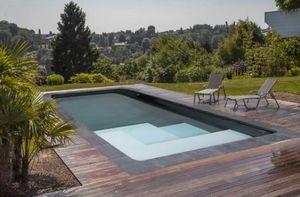 Piscines Magiline - bahia - Pool Stair